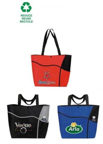 Wave Tote Bags - SB84