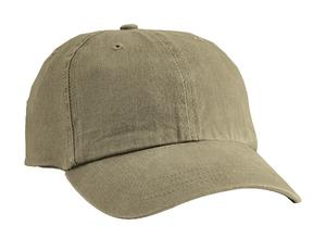 Pigment-Dyed Caps CP84.