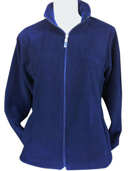 Ladies Full Zip Fleece Jacket - MF88